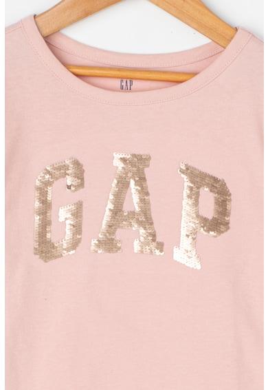 GAP Bluza cu paiete reversibile Fete