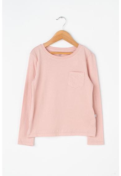 GAP Bluza cu buzunar aplicat Fete