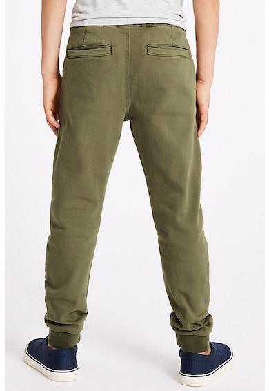 Marks & Spencer Pantaloni jogger cu snur pentru ajustare Baieti