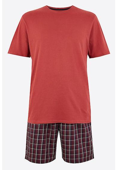 Marks & Spencer Pijama din bumbac cu imprimeu Barbati