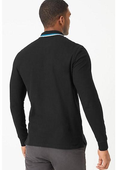 Marks & Spencer Bluza polo cu guler contrastant Barbati