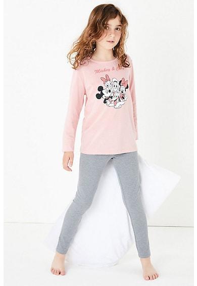 Marks & Spencer Set de pijama Disney™ Mickey & Co - 2 piese Fete