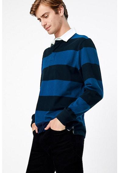 Marks & Spencer Bluza polo in dungi Barbati