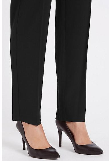 Marks & Spencer Pantaloni cu croiala dreapta si pensa Femei