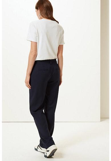 Marks & Spencer Pantaloni relaxed fit cu croiala dreapta Freja Femei