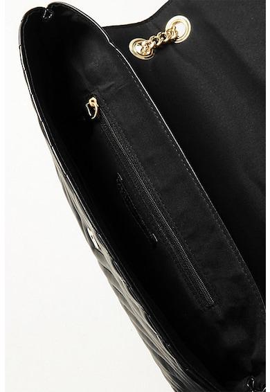 Marks & Spencer Geanta crossbody de piele ecologica cu aspect matlasat Femei