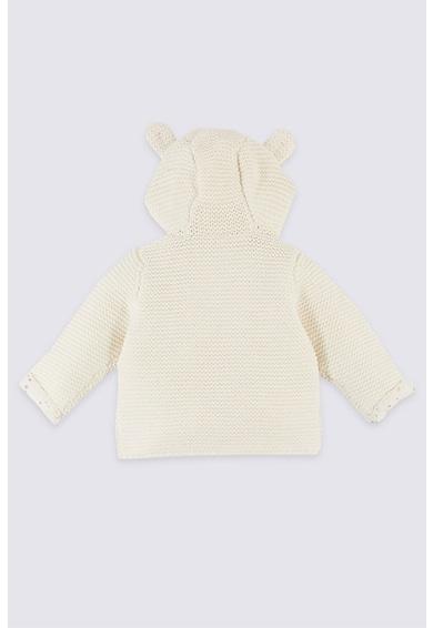 Marks & Spencer Cardigan din tricot cu gluga Fete