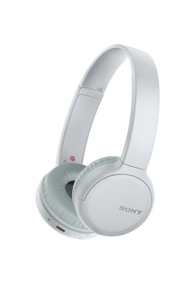 Sony Casti On-Ear  WHCH510W, Bluetooth, Microfon, 35 ore autonomie Femei