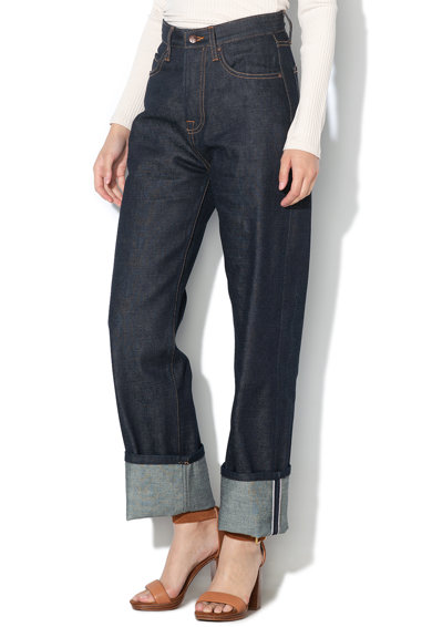 Pepe Jeans London Dua Lipa x Pepe Jeans straight fit farmernadrág női