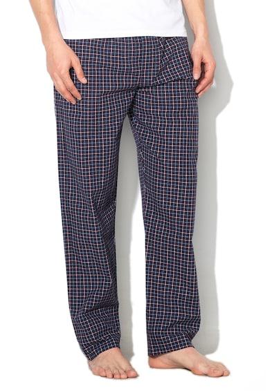 Pepe Jeans London Pantaloni de pijama in carouri Lawley Barbati