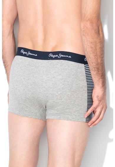 Pepe Jeans London Set de boxeri cu diverse imprimeuri Philo - 3 perechi Barbati