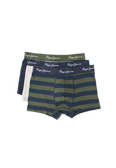 Pepe Jeans London Set de boxeri Hurst - 3 perechi Barbati
