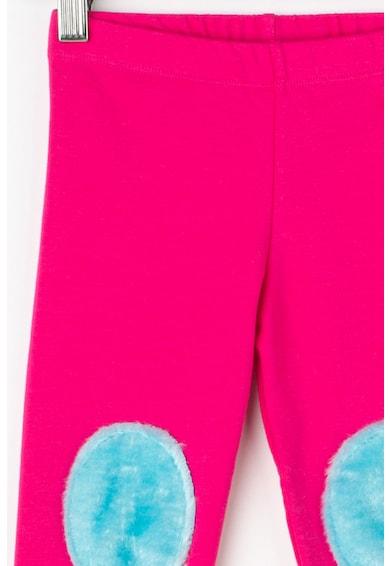 Agatha Ruiz de la Prada Colanti cu aplicatii pufoase la nivelul genunchiului Furry Friends Fete