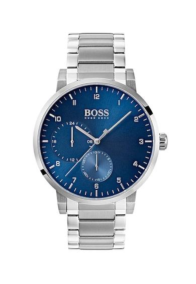HUGO BOSS Мултифункционален часовник с метална верижка Мъже