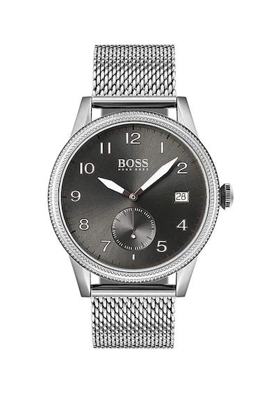 HUGO BOSS Часовник от инокс Мъже