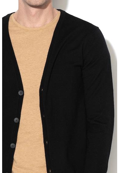 Jack&Jones Cardigan de lana Merinos Mark Barbati