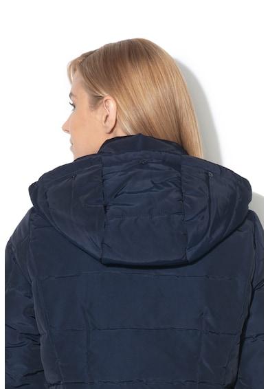 Vero Moda Jacheta cu umplutura de puf si garnitura detasabila de blana sintetica Vienna Femei