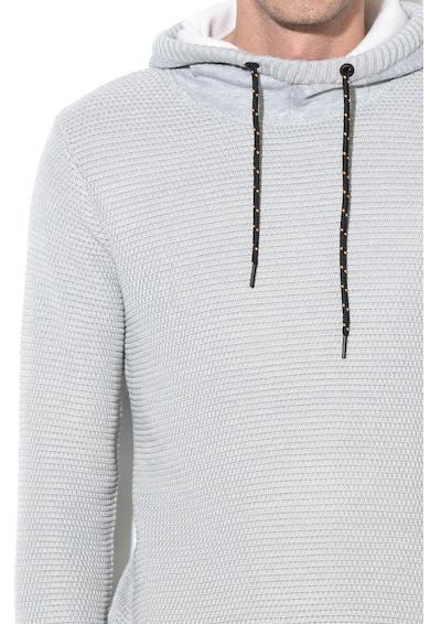 Jack&Jones Hanorac tricotat cu aspect texturat Spruce Barbati