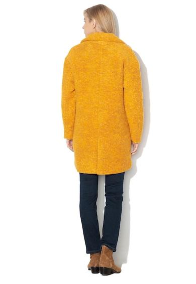 Only Palton din amestec de lana Nina Celeste Femei
