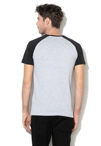 Jack&Jones Tricou slim fit cu imprimeu logo Franklin Barbati
