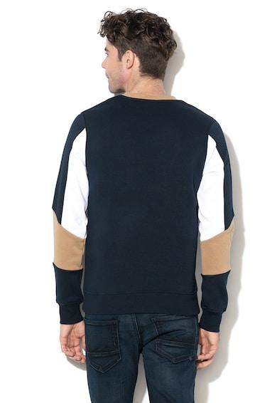 Jack&Jones Bluza sport cu decolteu la baza gatului si captuseala din fleece Bumper Barbati
