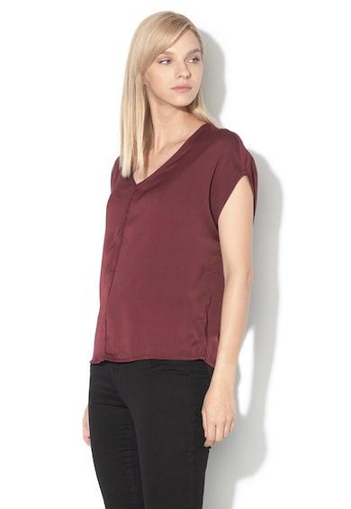 Vero Moda Bluza cu decolteu in V Sus Femei