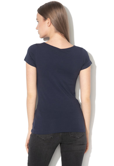 Vero Moda Tricou cu decolteu rotund Maxi Femei