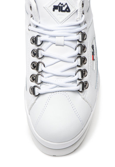 Fila Pantofi sport flatform cu garnituri de piele peliculizata Trailerblazer Femei