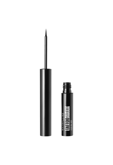 Maybelline NY Tus de ochi lichid Maybelline New York Tatoo Liner Liquid Ink 710, 2.5 ml Femei