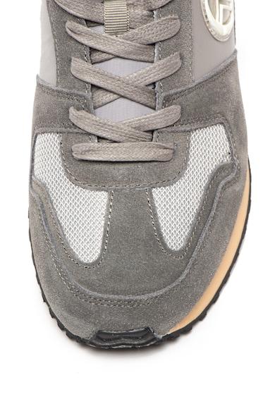 Sergio Tacchini Спортни обувки Les Club с велур Мъже