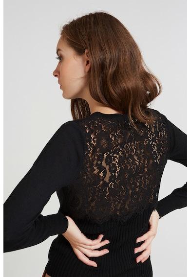 Motivi Bluza din tricot fin cu terminatie asimetrica Femei