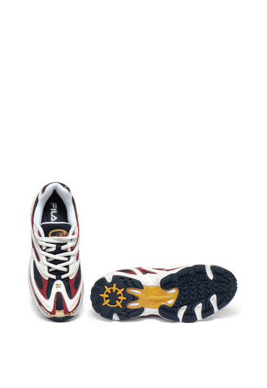 Fila Pantofi sport de piele peliculizata, cu insertii de plasa Creator Femei