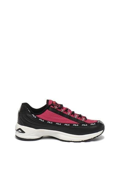 Fila Pantofi sport din piele si plasa DSTR97 Femei