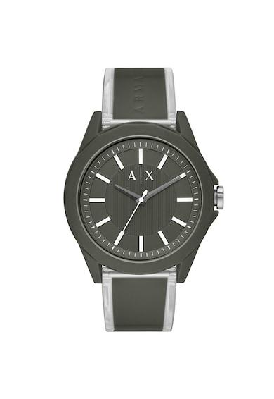 ARMANI EXCHANGE Часовник с каишка от еко кожа Мъже