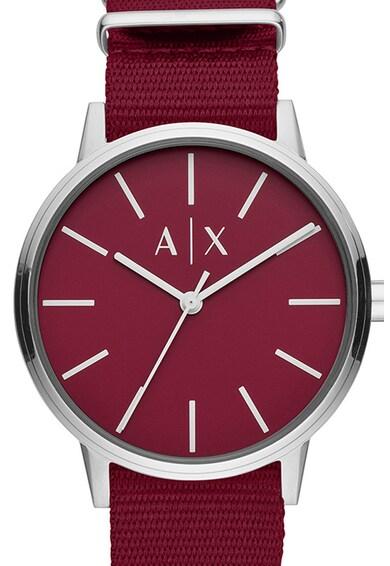 ARMANI EXCHANGE Часовник с текстилна каишка Мъже