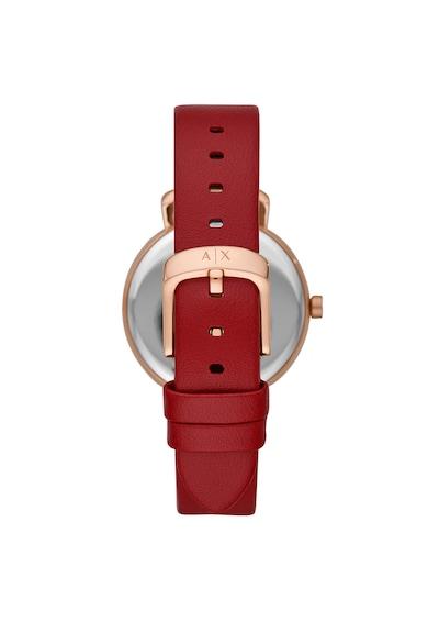 ARMANI EXCHANGE Часовник с кожена каишка Жени