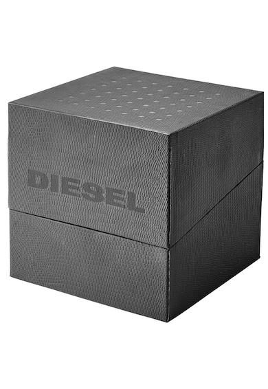 Diesel Ceas din otel inoxidabil cu model plasa Barbati