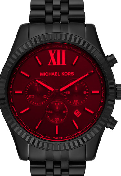 Michael Kors Ceas cronograf cu bratara metalica Barbati