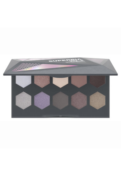 Catrice Fard de pleoape  Superbia Vol. 2 Frosted Taupe Eyeshadow Edition 010 I Cy Fire, 15 gr Femei