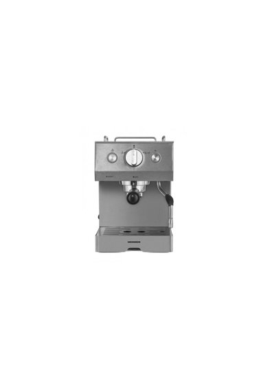 Heinner Espressor  , 20 bar, 1140 W, 1.5 L, filtru dublu din inox, plita calda, Inox Femei