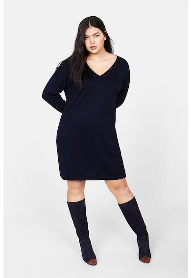 VIOLETA BY MANGO Rochie cu aspect tricotat Agora Femei