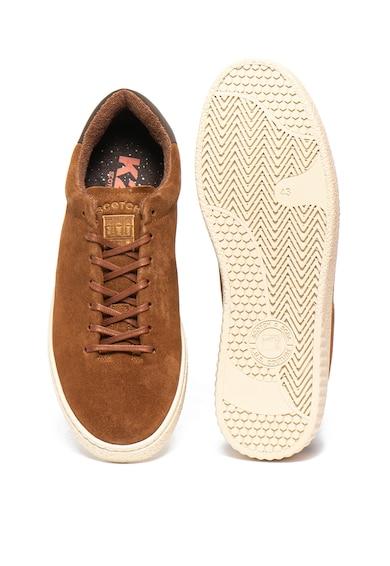 Scotch & Soda Pantofi sport cu insertii de piele intoarsa Brilliant Barbati