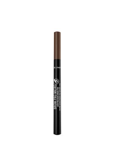 Rimmel Creion pentru sprancene  London Brow Pro Micro 24H, 1 ml Femei