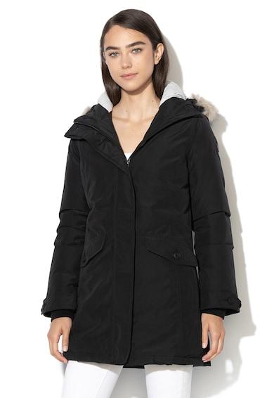 Timberland Geaca impermeabila cu garnitura detasabila de blana sintetica Artic Femei