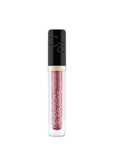 Catrice Luciu de buze  Generation Plump & Shine Lip Gloss 110 Shiny Garnet brown, 4.3 ml Femei