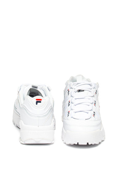 Fila Pantofi sport de piele peliculizata D-Formation Barbati