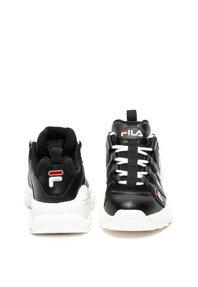 Fila Pantofi sport de piele peliculizata Countdown Femei