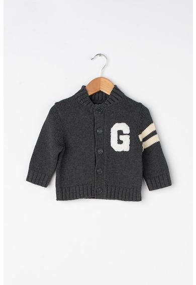 GAP Cardigan tricotat cu dungi contrastante Fete