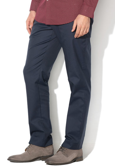 Banana Republic Pantaloni slim fit cu aspect texturat Barbati