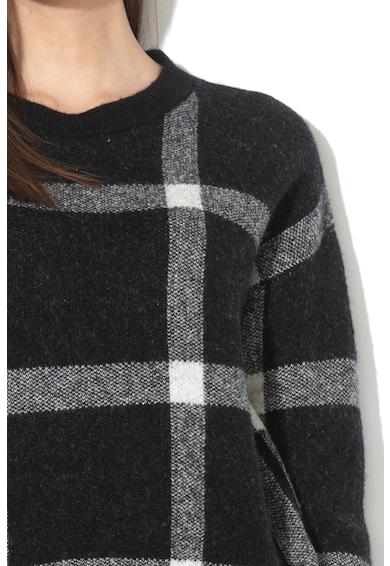 Banana Republic Кариран пуловер с вълна Жени